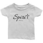 Spirit Infant T-Shirt - Moves Me [Black]