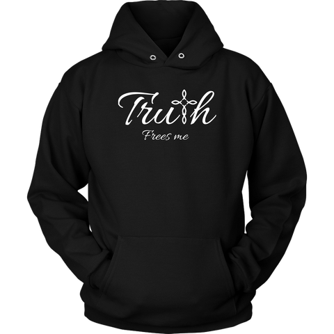 Truth Unisex Hoodie - Frees Me