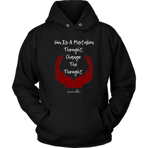 Change The Thought Unisex Hoodie