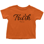 Truth Toddler T-Shirt - Frees Me [Black]