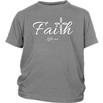 Faith Youth T-Shirt - Lifts Me