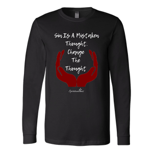 Change The Thought Long Sleeve