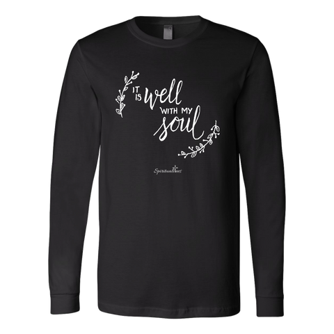 It Is Well With My Soul Long Sleeve