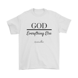 God Over Everything Else Men's T-Shirt [Black]