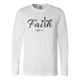 Faith Long Sleeve - Lifts Me [Black]
