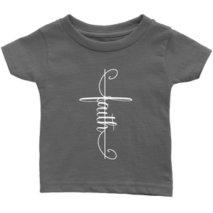 Faith Cross Infant T-Shirt