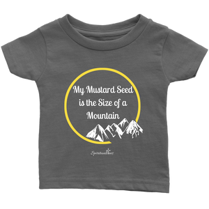 My Mustard Seed Infant T-Shirt