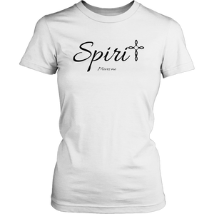 Spirit Women's T-Shirt - Moves Me [Black]