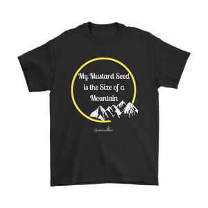 My Mustard Seed Men's T-Shirt