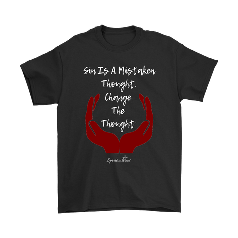 Change The Thought Men's T-Shirt