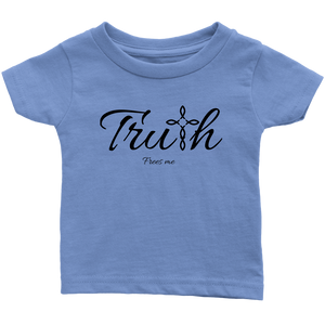 Truth Infant T-Shirt - Frees Me [Black]