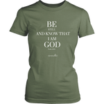 Be Still Women's Shirt