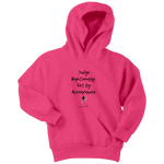 Judge Righteously Youth Hoodie