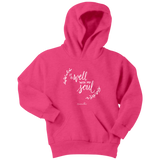 It Is Well With My Soul Youth Hoodie