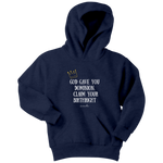 Claim Your Birthright Youth Hoodie