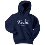 Faith Youth Hoodie - Lifts Me