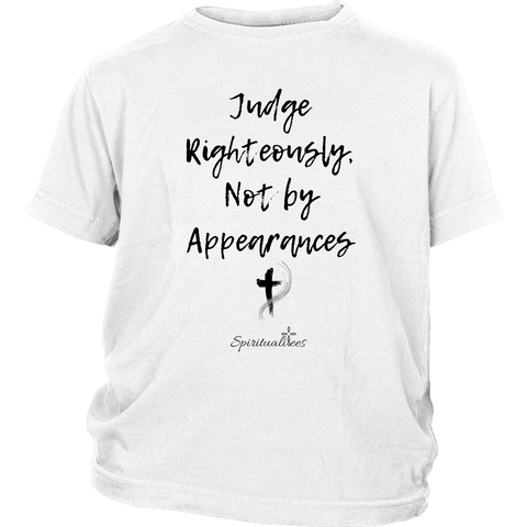 Judge Righteously Youth T-Shirt