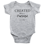 Created With A Purpose Baby Bodysuit