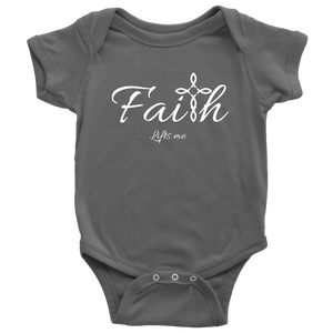 Faith Baby Bodysuit - Lifts Me