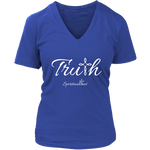 Truth Women's V-Neck - Spiritualitees