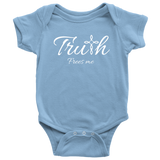 Truth Baby Bodysuit - Frees Me