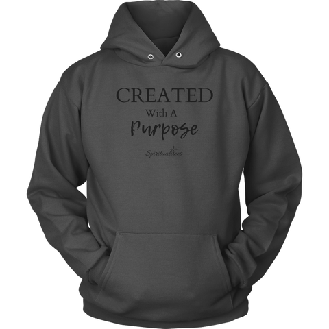 Created With A Purpose Unisex Hoodie