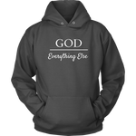 God Over Everything Else Unisex Hoodie