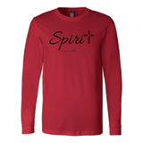 Spirit Long Sleeve - Spiritualitees [Black]