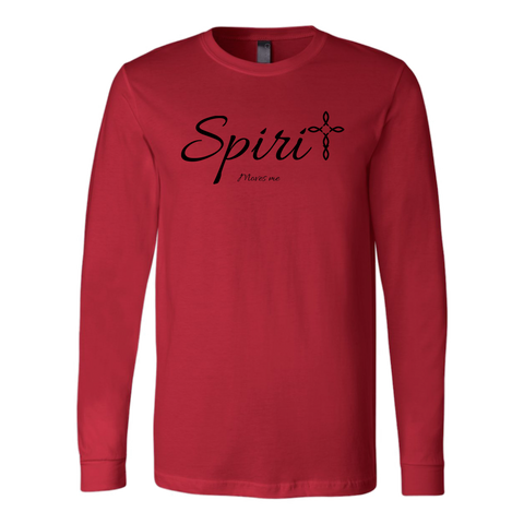 Spirit Long Sleeve - Moves Me [Black]