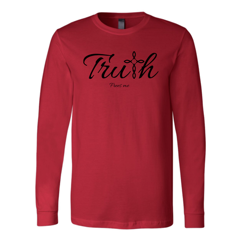 Truth Long Sleeve - Frees Me [Black]