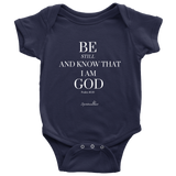 Be Still Baby Bodysuit