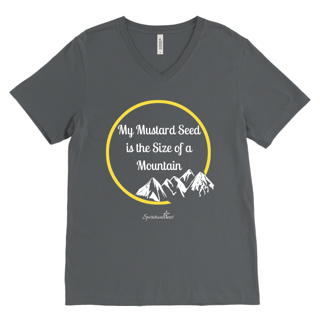 My Mustard Seed Men's V-Neck