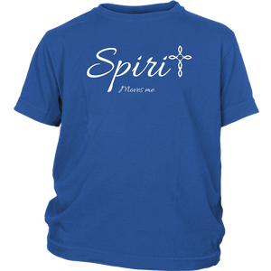 Spirit Youth T-Shirt - Moves Me