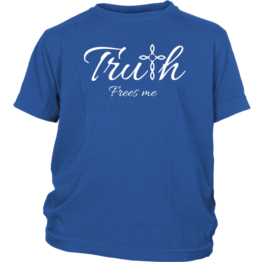 Truth Youth T-Shirt - Frees Me