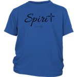 Spirit Youth T-Shirt - Spiritualitees [Black]