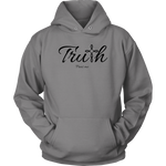 Truth Unisex Hoodie - Frees Me [Black]