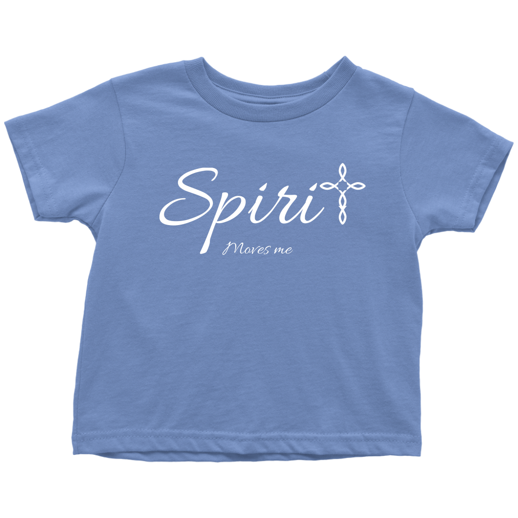 Spirit Toddler T-Shirt - Moves Me