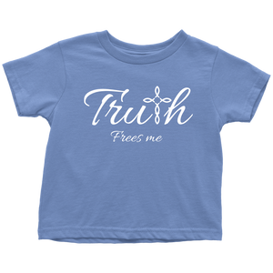 Truth Toddler T-Shirt - Frees Me