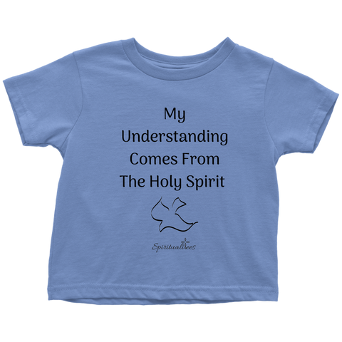 My Understanding Toddler T-Shirt