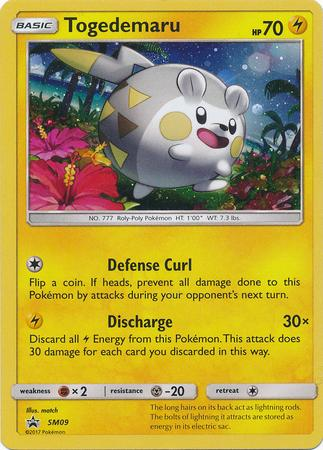 Pokemon TCG Online Togedemaru Promo Code