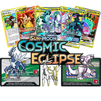 Pokemon TCG Online Cosmic Eclipse Booster Pack Code