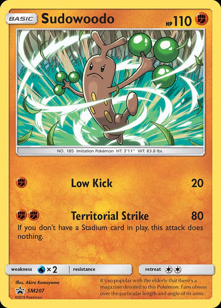 Pokemon TCG Online Unified Minds Sudowoodo Promo Code