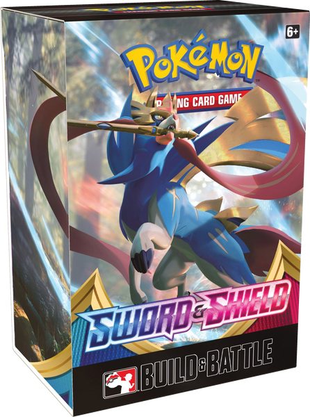 Pokémon TCG Online Sword and Shield Pre-Release Build & Battle Deck Code
