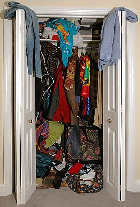 Not My Momma's Closet!