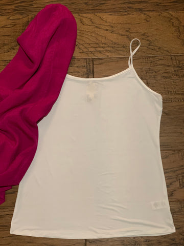 Sleeveless Knit Cami - Pecan Hill Boutique