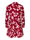 Anna Dress Winter Cherry