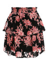 Holly Dress Black Rose