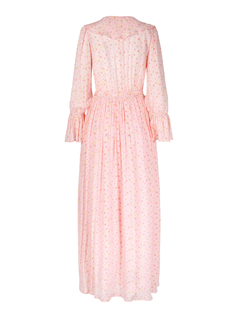 Love Lolita Cora Dress Pink Flower