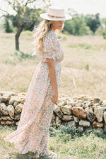 Sophie Maxi Dress Flower