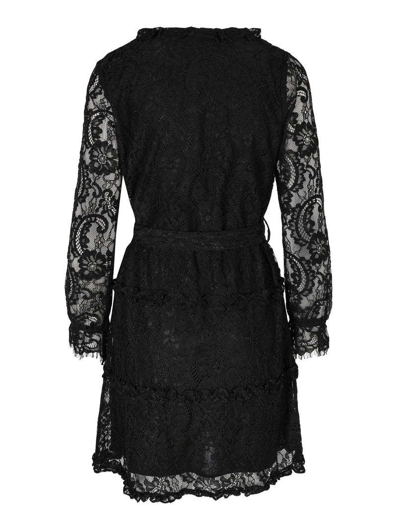 Grace Dress Black